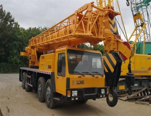 XCMG mobile crane 7